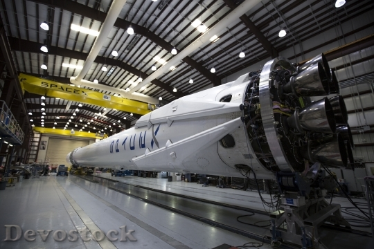 Devostock Space Travel Rocket Space HD