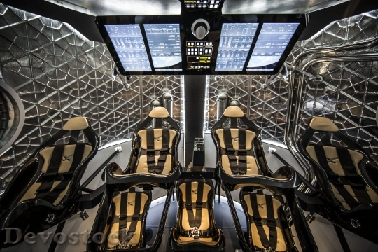 Devostock Spacecraft Cockpit Seats 693219 HD