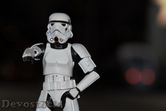 Devostock Star Wars Imperial Stormtrooper HD