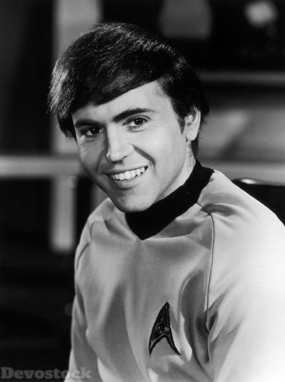Devostock Walter Koenig Actor Star HD