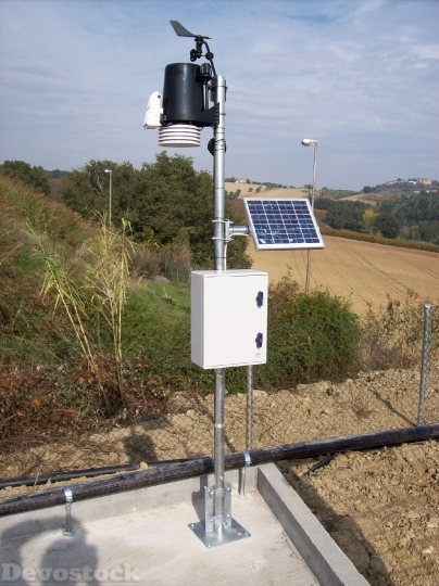 Devostock Weather Station Davis Vantage HD
