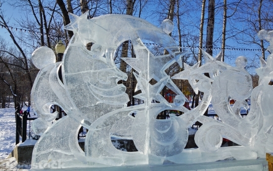 Devostock Ice Figures City Prk 0 4K