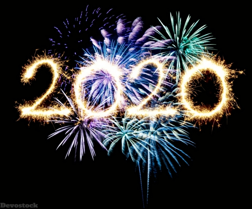 2020 New Year Design HD  (4)