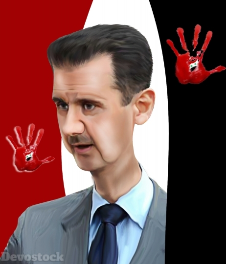 Dictator Assad