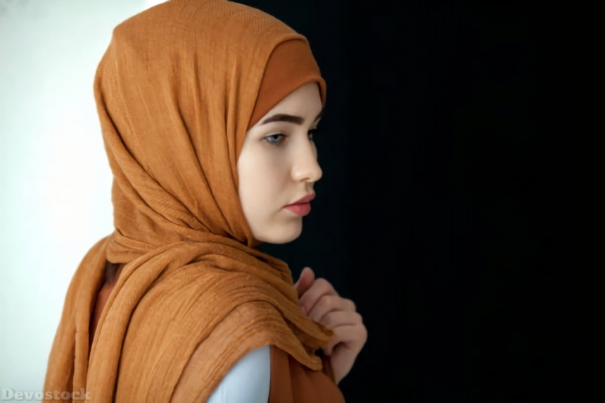 Top Hijab Images collection Muslim women Girls  (170)