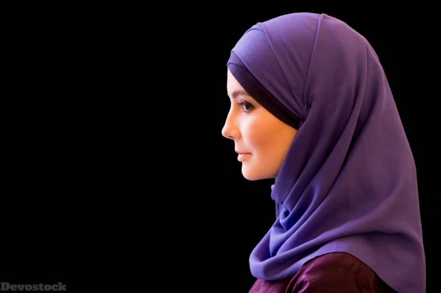 Top Hijab Images collection Muslim women Girls  (186)
