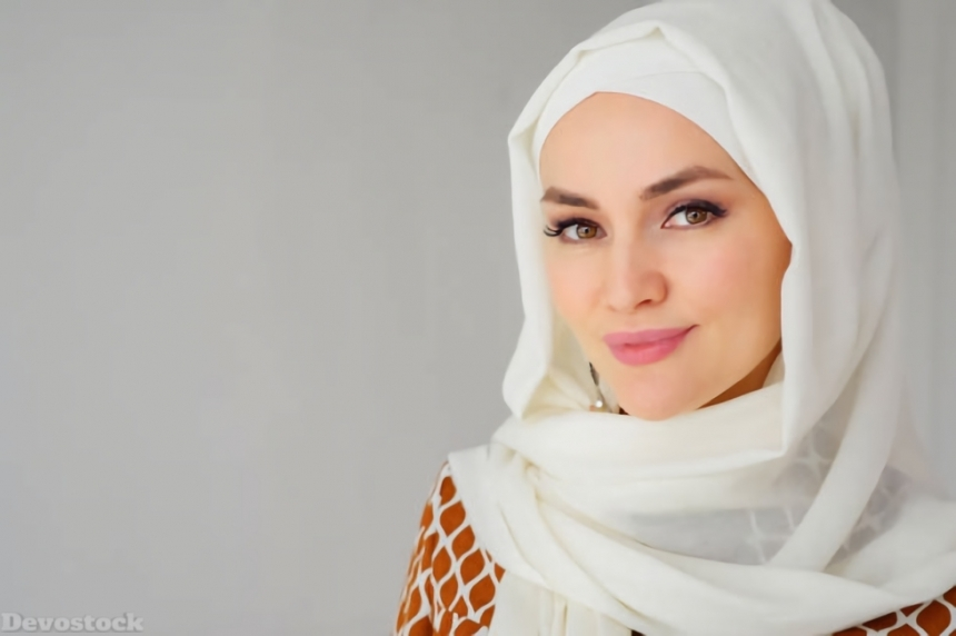 Top Hijab Images collection Muslim women Girls  (190)