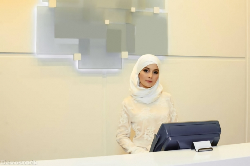 Top Hijab Images collection Muslim women Girls  (191)