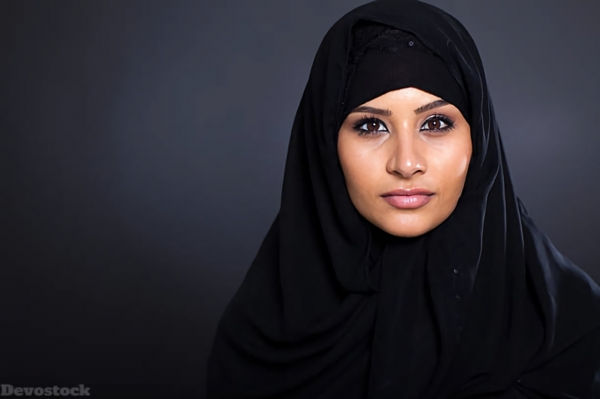 Top Hijab Images collection Muslim women Girls  (195)