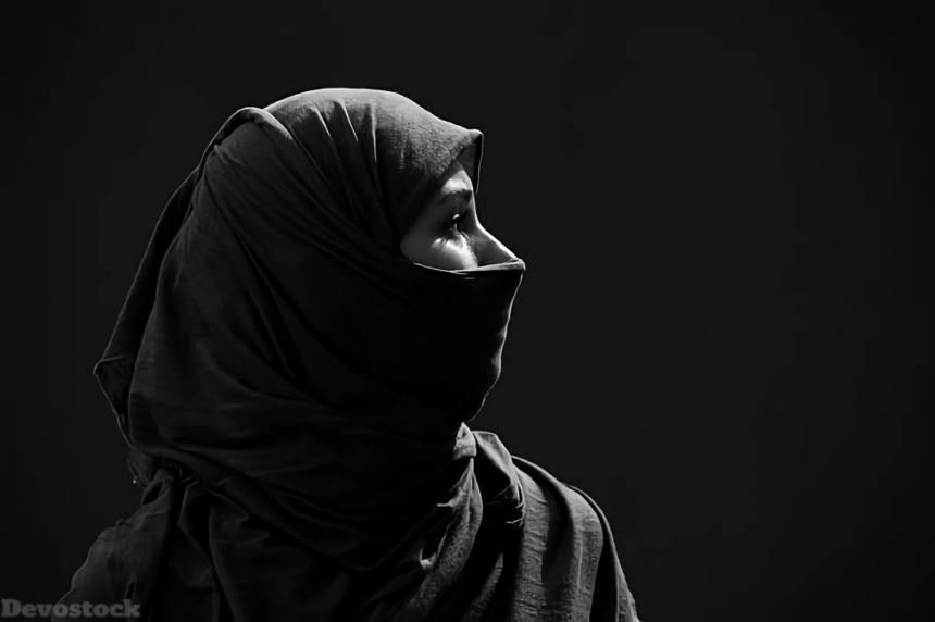 Top Hijab Images collection Muslim women Girls  (198)