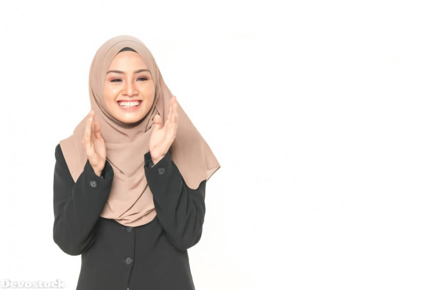 Top Hijab Images collection Muslim women Girls  (199)