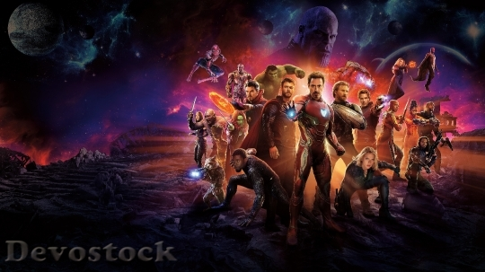Devostock Avengers Infinity War 2018 HD download  (113)