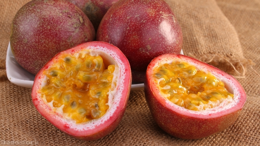 Sweet and sour passion fruit photos  (5)