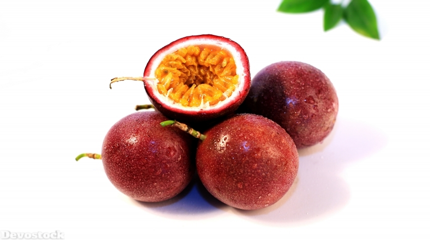 Sweet and sour passion fruit photos  (9)