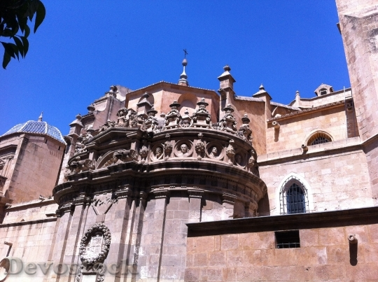 Devostock Murcia Murcia Cathedral Side